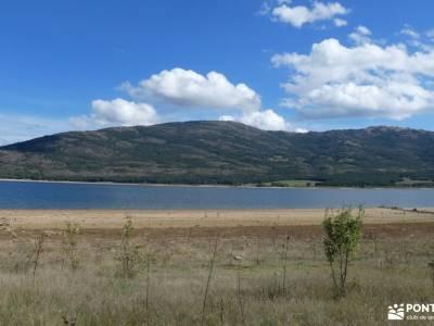 Vuelta al Senderismo-Valle Lozoya; sitio para visitar en madrid federacion montañismo senderismo en